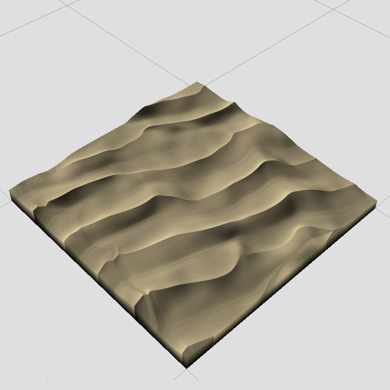Uncharted Sand Dunes (Not Tiled)
