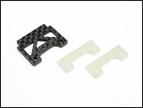 PN Racing Mini-Z Carbon Fiber Adapter (For Multiple Car Types)
