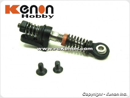 PN Racing Mini-Z MR02/03 Dual Spring Center Shock Set MR2161
