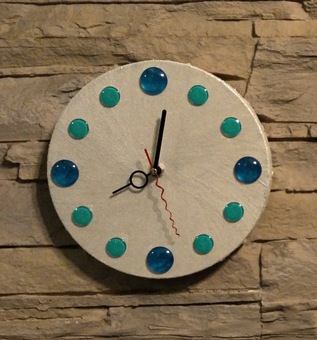 Creative Canvas Clock #2