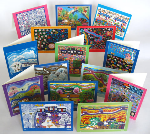 Aidong Feng Greeting Cards