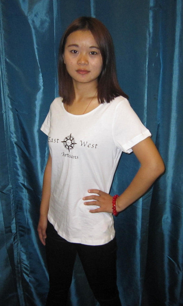 T-Shirt with EWA Logo