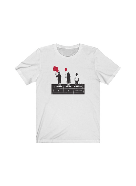 Balloons - Gender Neutral T-shirt