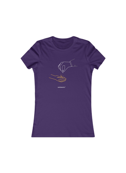 Fair Trade - Women's Fitted Tshirt