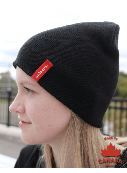unlearn. - Winter Beanie