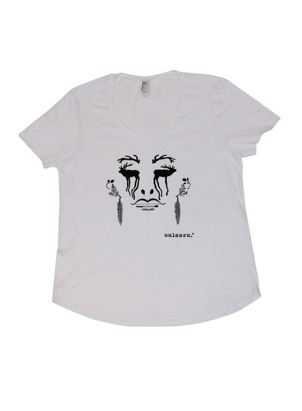 Hope and Despair - Women's Scoop Neck T-Shirt