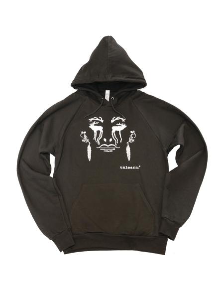 Hope and Despair - Unisex Black Fleece Hoody
