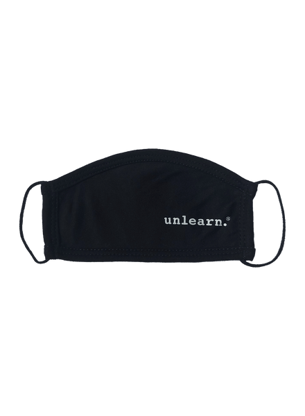 Kids unlearn. Reusable Face Mask
