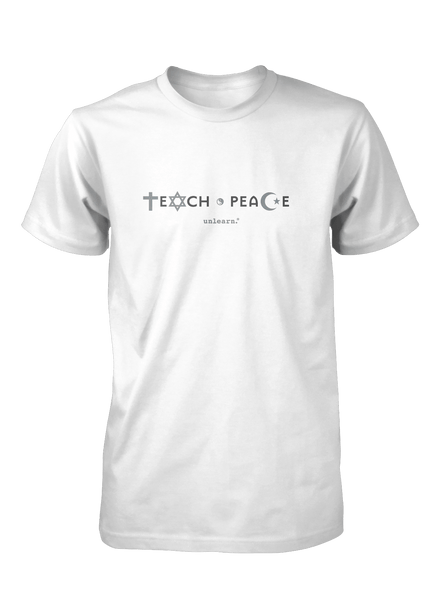 Teach Peace - Unisex T-Shirt