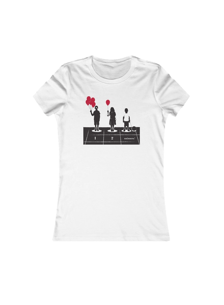 Balloons - Women's Fitted T-shirt