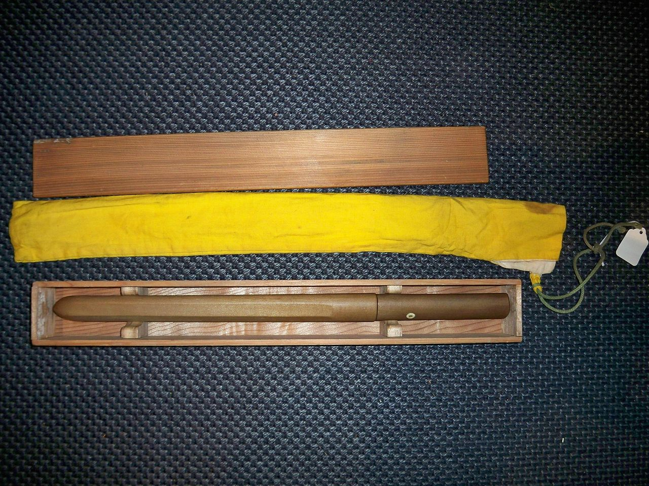 The 2 Primary Types of Japanese Sword Sheaths