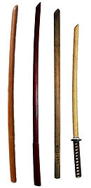 Sword Spotlight: the Bokken