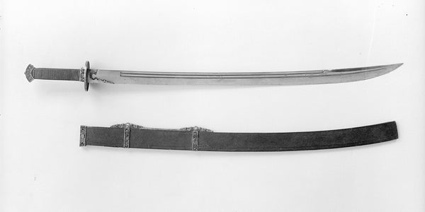 Exploring the 4 Types of Chinese Curved Swords (Peidao)