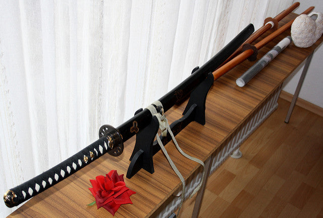5 Mistakes to Avoid When Maintaining a Katana