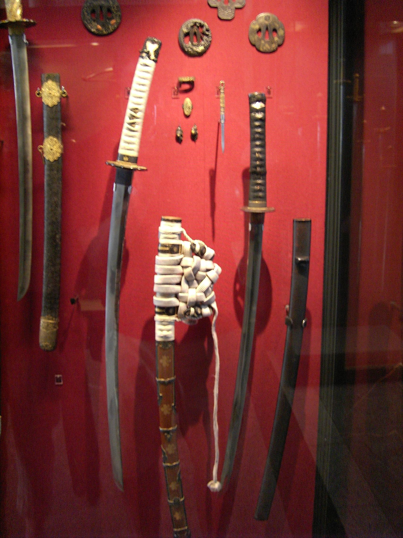 6 Things You Didn't Know About Traditional Japanese Swords