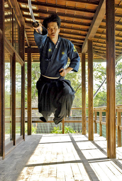History and Origins of Japanese Iaijutsu