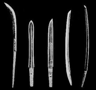 How the Shape and Form of Japanese Swords Has Evolved