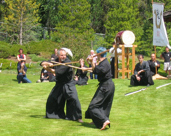 Exploring the Japanese Martial Art Nitōjutsu