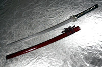L6 Korean sword (pine tree hand guard) - high quality sword from Martialartswords.com