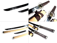 Turtle jingum (long and short) - high quality sword from Martialartswords.com