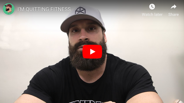 Is Brad Really Quitting Fitness?!