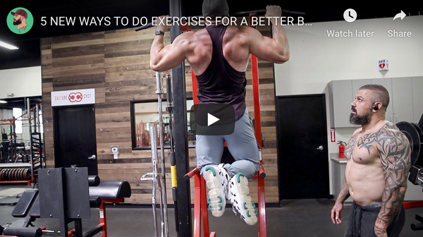 5 Ways To A Better Back