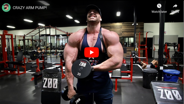 CRAZY ARM PUMP!!