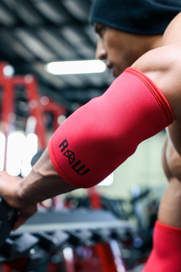 RAWGEAR Premium Elbow Sleeves - BM916