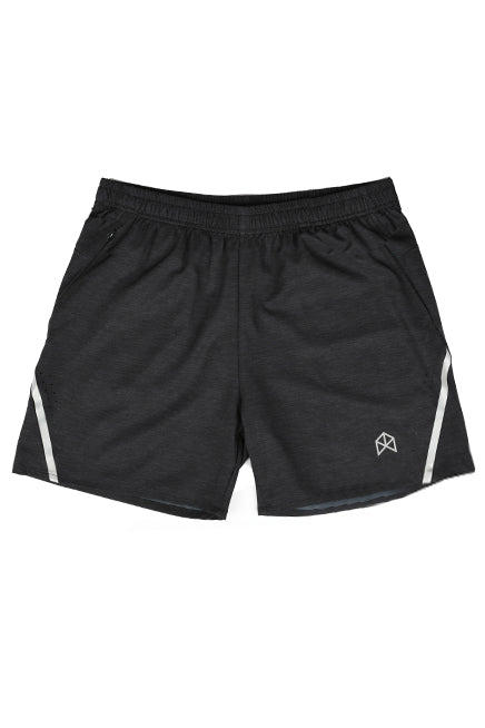 RAWGEAR Weightless Lifting Shorts BM107 - Black Melange