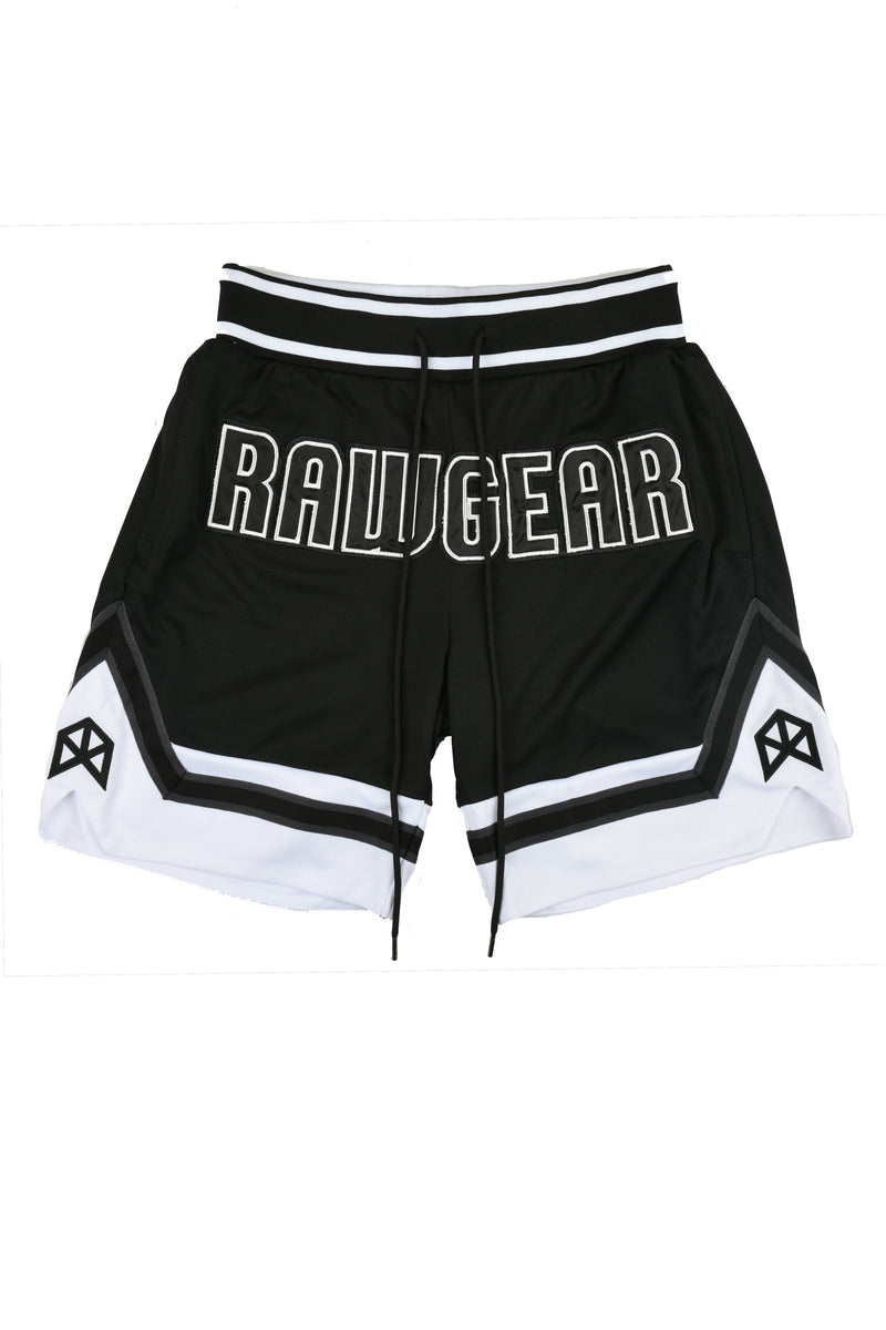 Rawgear Front Embroidery Basketball Shorts - BM108
