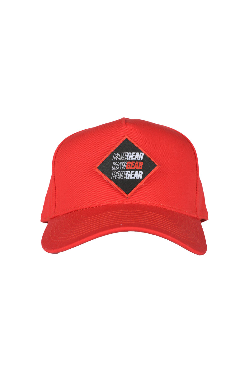 RAWGEAR Diamond Patch Hat - BM611
