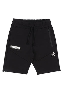 RAWGEAR Interlock Shorts-BM106- Black