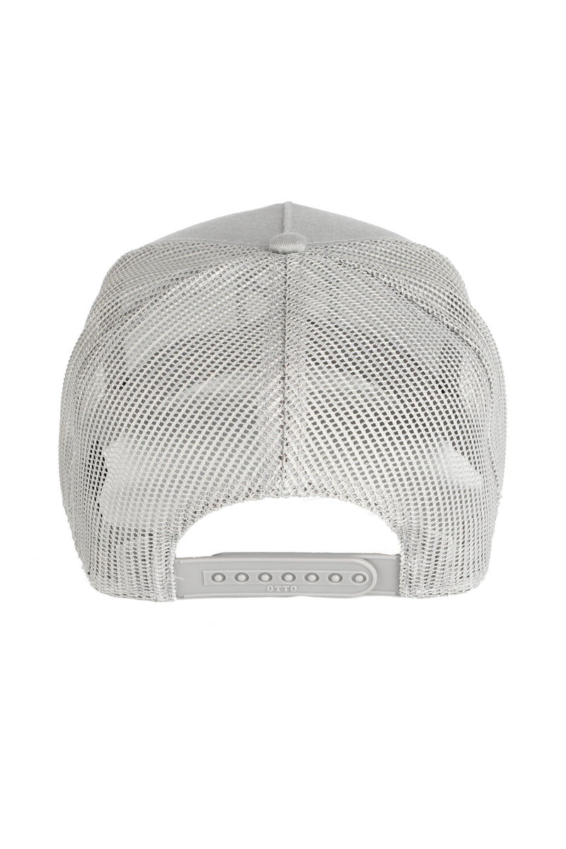RAWGEAR Original Trucker Hat- Grey