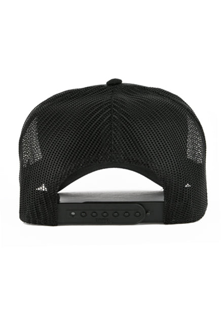 RAWGEAR Defy Trucker Hat- Black