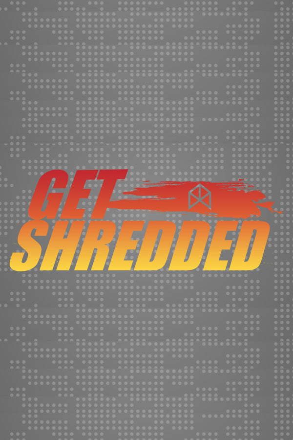 GET SHREDDED COMPLETE PROGRAM