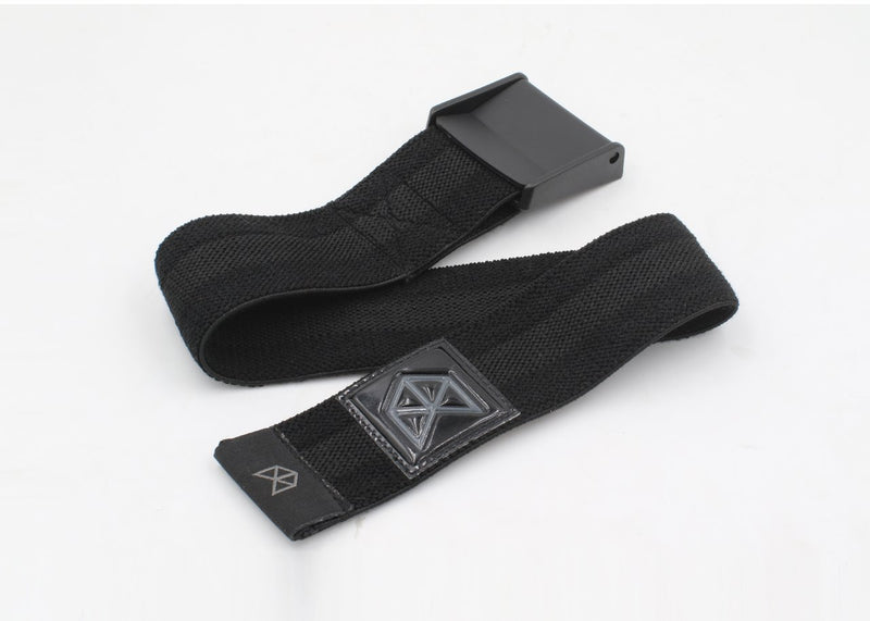 BMFIT Premium All Black Series - Occlusion Arm Training Wraps