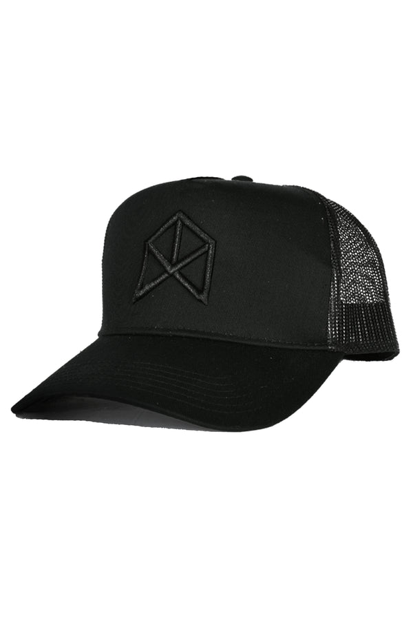 RAWGEAR Original Trucker Hat- Black