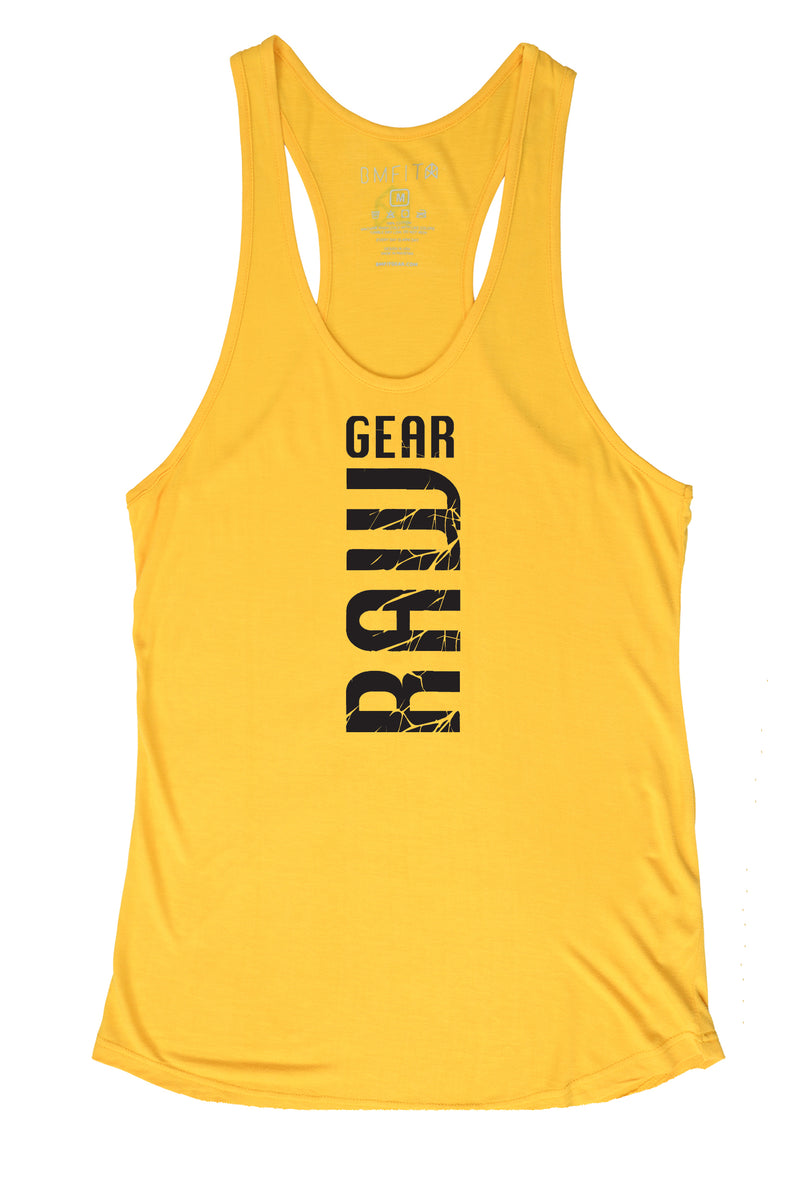 RAWGEAR Tencel Stringer BM311 - Yellow