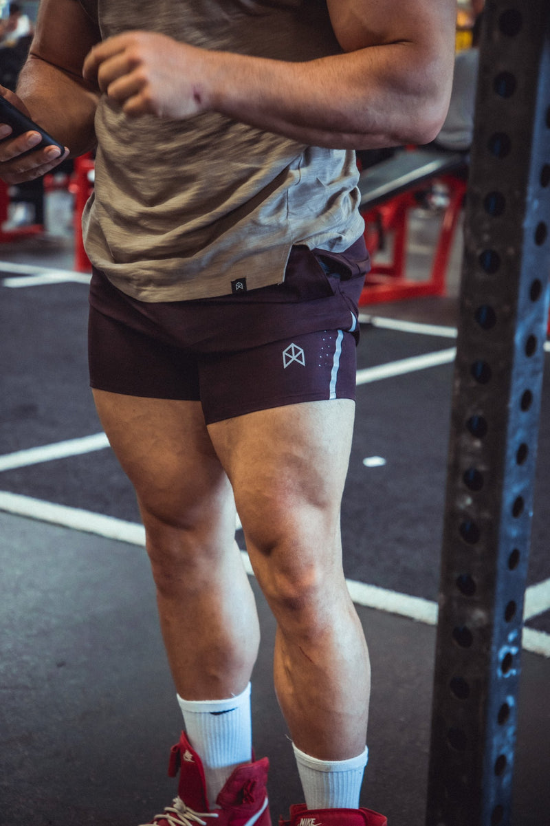 RAWGEAR Weightless Lifting Shorts-BM107