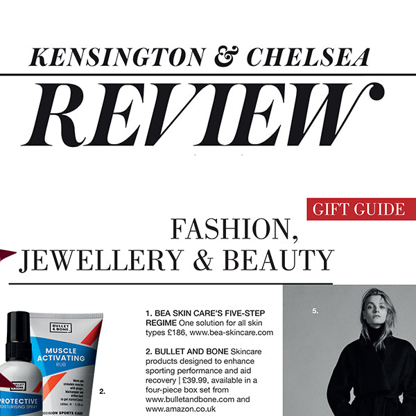 Kensington & Chelsea Review - Volume Four - December 2018