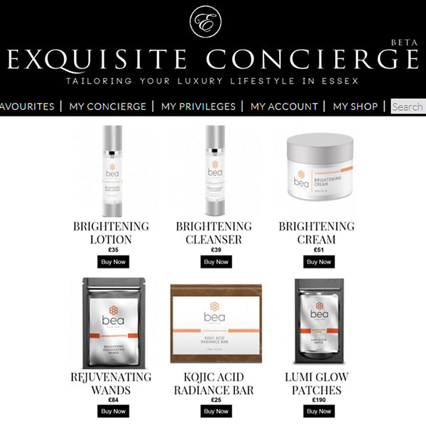 Exquisite Concierge UK - 23 May 2018