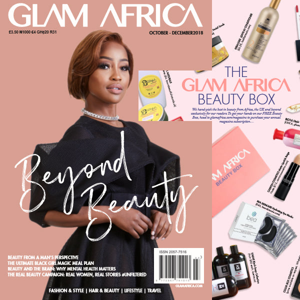 Glam Africa Magazine -  October 2018