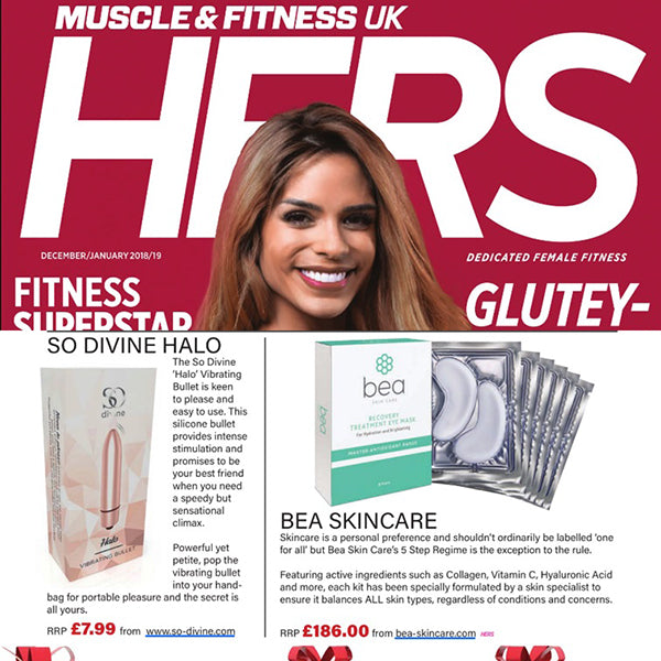 Muscle & Fitness Hers Magazine UK - December 2018/January 2019