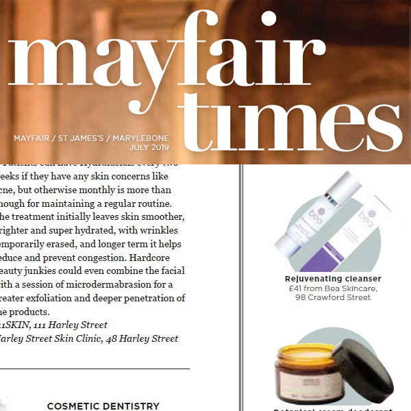 Mayfair Times UK / July 2019