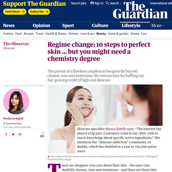 The Guardian (The Observer) UK - 11 November 2018