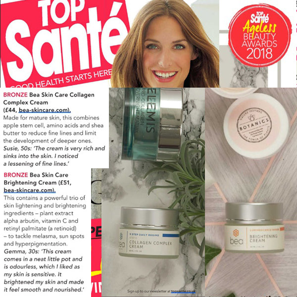 Top Sante Magazine - October 2018