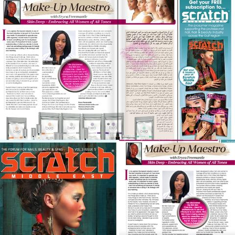 Scratch Middle East - September/October 2016