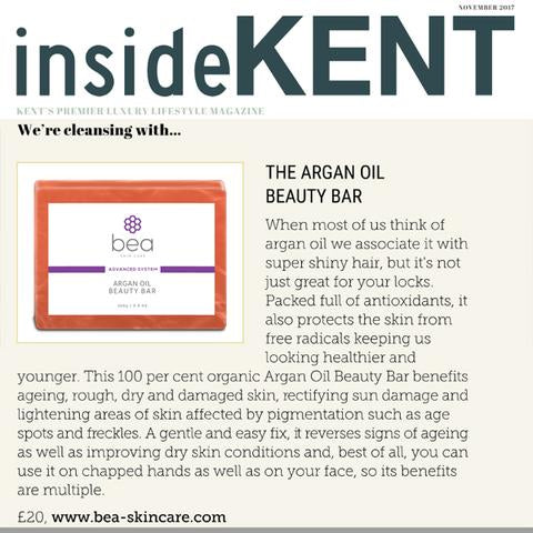 Inside Kent Magazine - November 2017