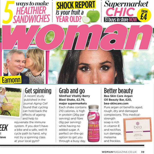 Woman Magazine UK - 8 May 2018