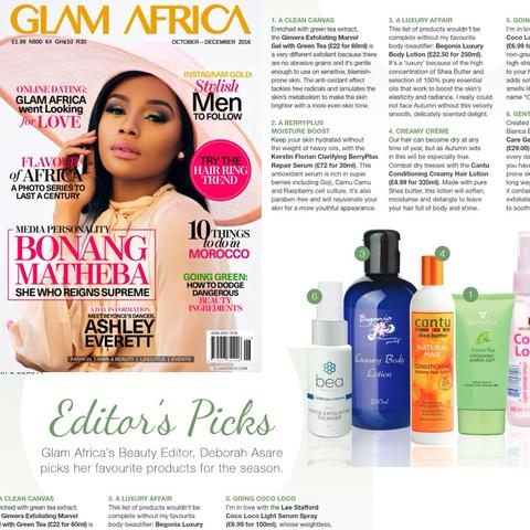 Glam Africa - Winter 2016